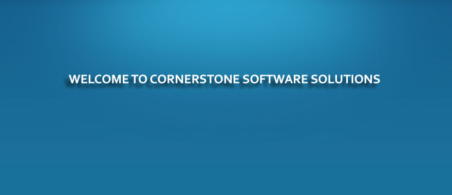 Cornerstone Software Solution