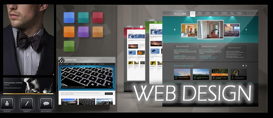 Website design software pc